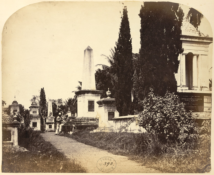 The English Cemetery, Shrirangapattana [Seringapatam].